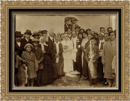 Chlentzos Wedding 1931