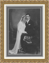 Conomos WeddingFramed