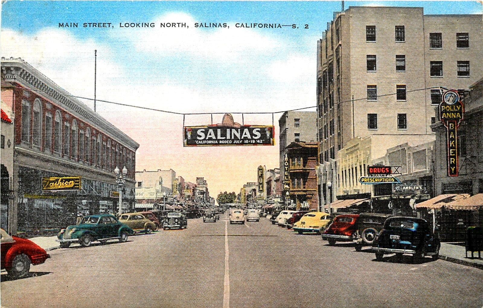 Salinas 1942 Kytherian Society Of California Ksoca